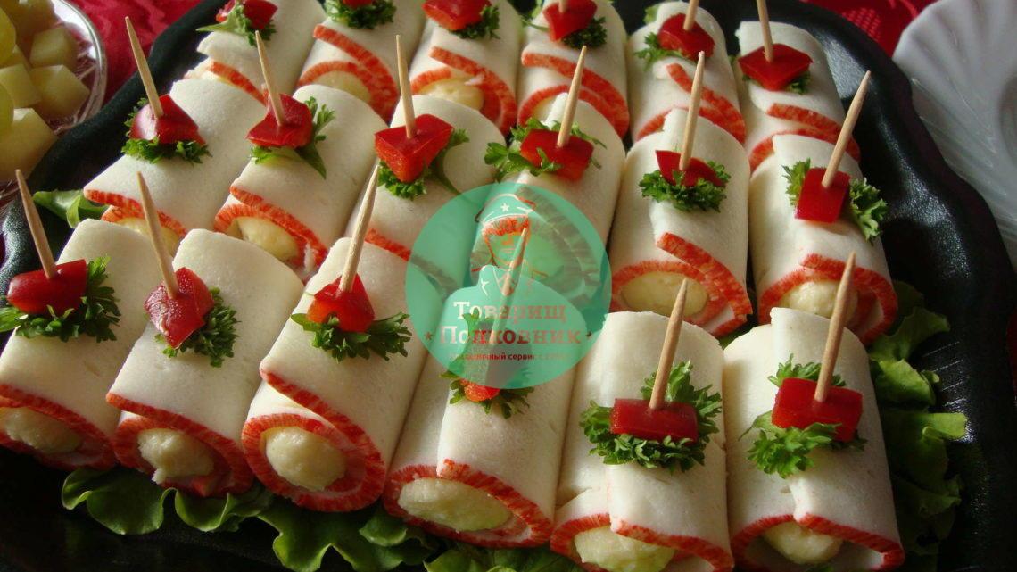 История праздничных блюд