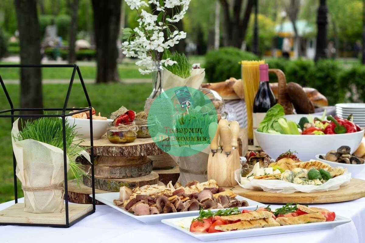Как избежать ошибок при организации пикника