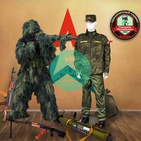 Аренда военной фотозоны «Современная армия»