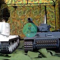 Радиоуправляемые танки
