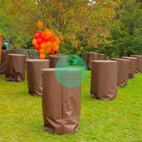 Текстиль для коктейльного стола «коричневый»