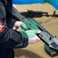 Сборка-разборка оружия №2