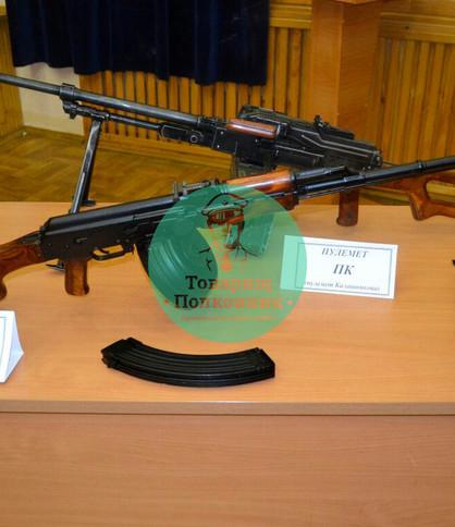 Аренда маккетов оружия ВОВ