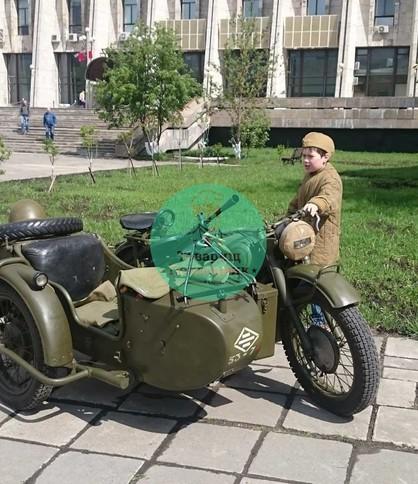 Мотоцикл в аренду