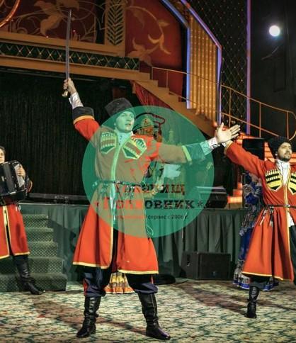 Казачий ансамбль на праздник в Москве, военный концерт на мероприятие
