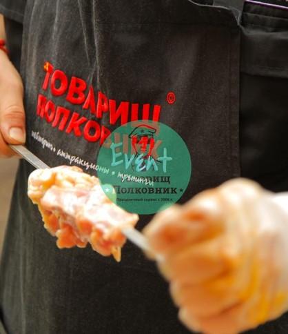 Уличный кейтеринг в Москве, пикник на природе организовать