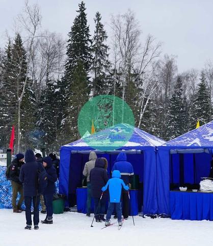 Аренда шатров и палаток на мероприятие
