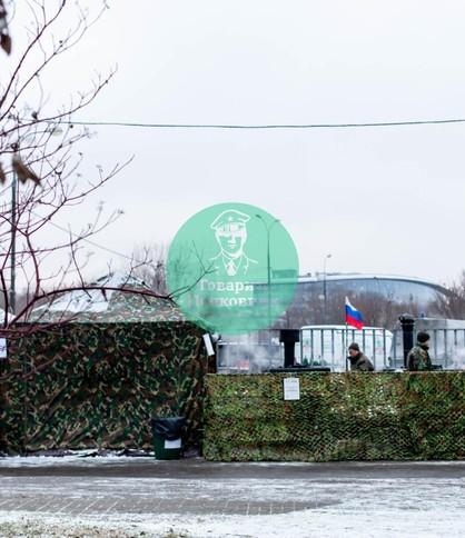 Военно-полевые на мероприятие в Москве, Подмосковье, Калуге, Твери, Ярославле, Рязани, Туле
