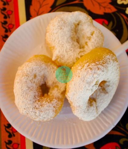 Пончики в Москве, доставка пончиков