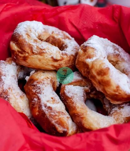 Пончики на мероприятие, фан кейтеринг в Москве