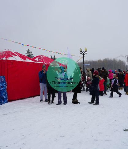 Аренда шатров в Москве