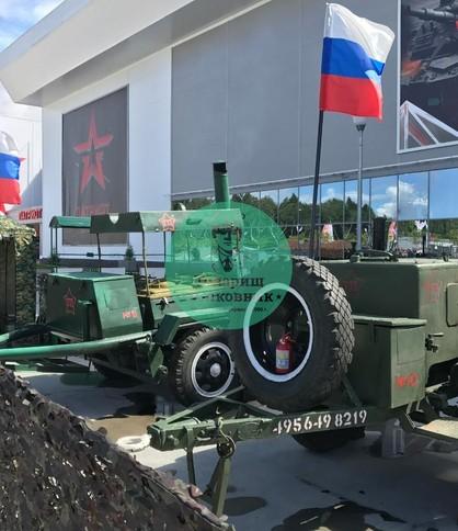 Полевые кухни в Москве, военный кейтеринг с полевыми кухнями в Москве