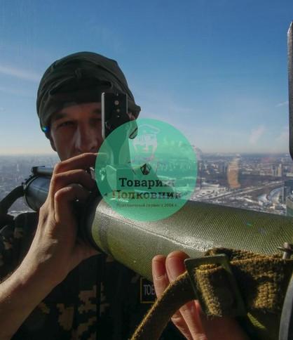 Фотозона в аренду. Военная фотостудия в Москве