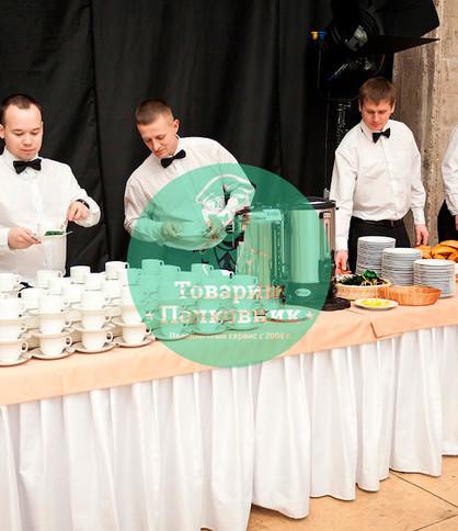 Организация кофе брейков в Москве