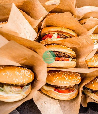 Доставка бургеров