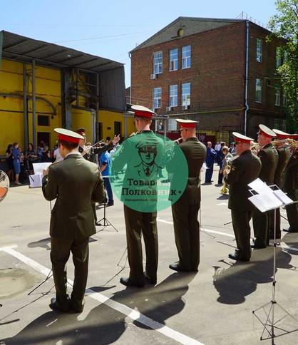 Военный оркестр на 9 мая и 23 февраля
