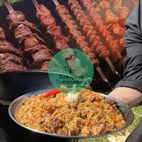 Кулинарная станция «Плов с говядиной», 50 порций