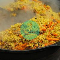 Кулинарная станция «Плов с бараниной», 50 порций