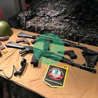 Комплекс «Сборка-разборка оружия» №1