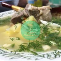 Суп с мясом «Брянский»